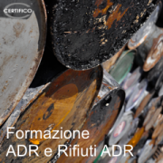 Certifico Formazione ADR e rifiuti ADR