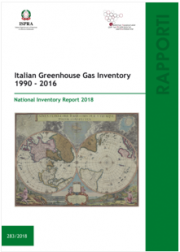 Italian Greenhouse Gas Inventory 1990-2016