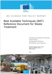 BAT Reference Document for Waste Treatment