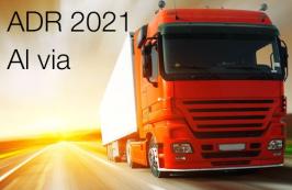 ADR 2021: Al via la procedura di approvazione con la comunicazione UNECE