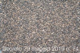 Decreto 29 maggio 2019 n. 74