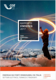 Rapporto statistico FER 2017 | GSE