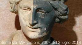 Sentenza del TAR Lazio n. 7307 del 2 luglio 2018