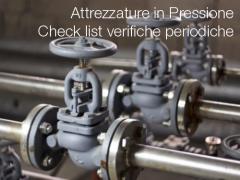 Check list verifiche attrezzature in pressione