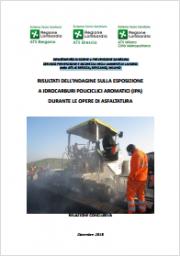 Rischio asfalfatori: indagine ATS Brescia, Bergamo, Milano