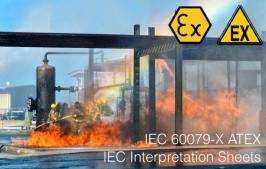 IEC Interpretation Sheets on IEC 60079-X ATEX