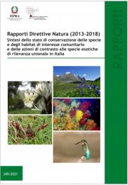 Rapporti Direttive Natura (2013 - 2018)