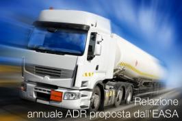 La Relazione annuale ADR proposta dall'EASA