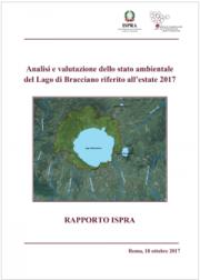 Analisi e valutazione stato ambientale Lago di Bracciano estate 2017