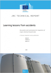 JRC 2020 | Learning lessons from accidents - Seveso III