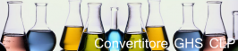 CONVERTITORE GHS (Globally Harmonized System)