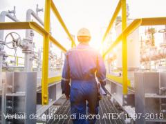 Verbali del gruppo di lavoro ATEX 1997-2018