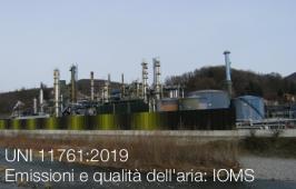 UNI 11761:2019 | Emissioni e qualità dell'aria: IOMS