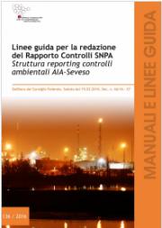 Linee guida Rapporto Controlli AIA-SEVESO