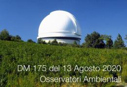 DM 175 del 13 Agosto 2020