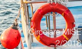 Circolare n°2/2018   Aggiornamento normativo: Equipaggiamento marittimo