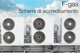 F-gas   D.D. 29 Gennaio 2019 Schemi di accreditamento