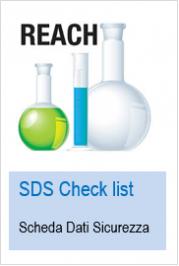 Check list SDS