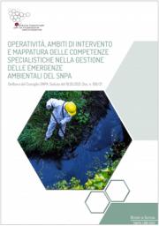 Competenze gestione emergenze ambientali SNPA