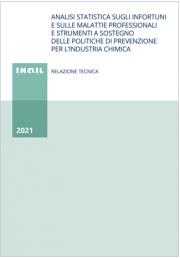 Analisi statistica sugli infortuni e sulle malattie professionali per l'industria chimica