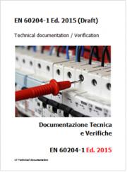 EN 60204-1 Ed. 2015 Documentazione Tecnica e Verifiche