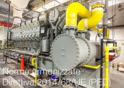 Norme armonizzate Direttiva 2014/68/UE PED