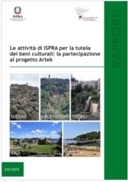 Le attività di ISPRA per la tutela dei beni culturali