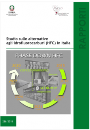 Studio alternative idrofluorocarburi (HFC)