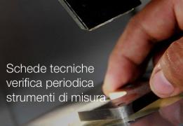 Schema Direttiva | Schede tecniche verifica periodica strumenti di misura