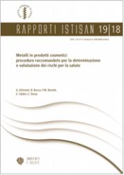 Metalli in prodotti cosmetici | Valutazione dei rischi per la salute