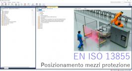 EN ISO 13855 Posizionamento dei mezzi di protezione | File CEM