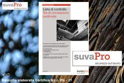 Liste Controllo Sicurezza SUVAPRO - 11.2012