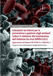 Rapporto ISS COVID-19 n. 11/2021 | Indicazioni ad interim ambienti indoor
