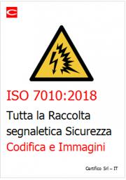 ISO 7010 Raccolta Segnaletica sicurezza - Ed. 2018