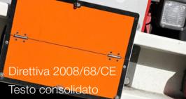 Direttiva 2008/68/CE | Testo consolidato