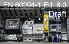 EN 60204-1: Disponibile l'Edizione 6.0 Draft
