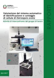 Alghe tossiche: Monitoraggio cellule di Ostreopsis ovata