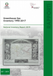 Italian Greenhouse Gas Inventory 1990-2017