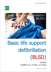Basic life support defibrillation (BLSD)
