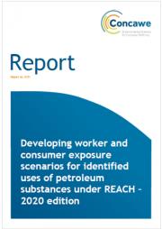Concawe Report no. 9/21