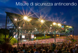 VVF: Jova Beach Party - misure di sicurezza