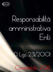 D.Lgs. 231/2001 Responsabilità amministrativa enti   Consolidato 2018