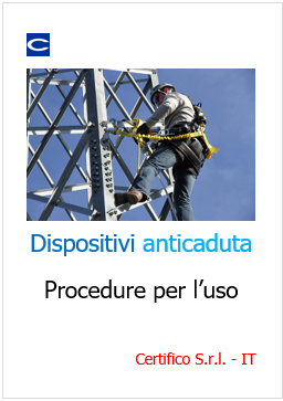 Cover Dispositivi anticaduta