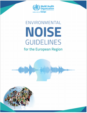 Environmental Noise WHO 2018