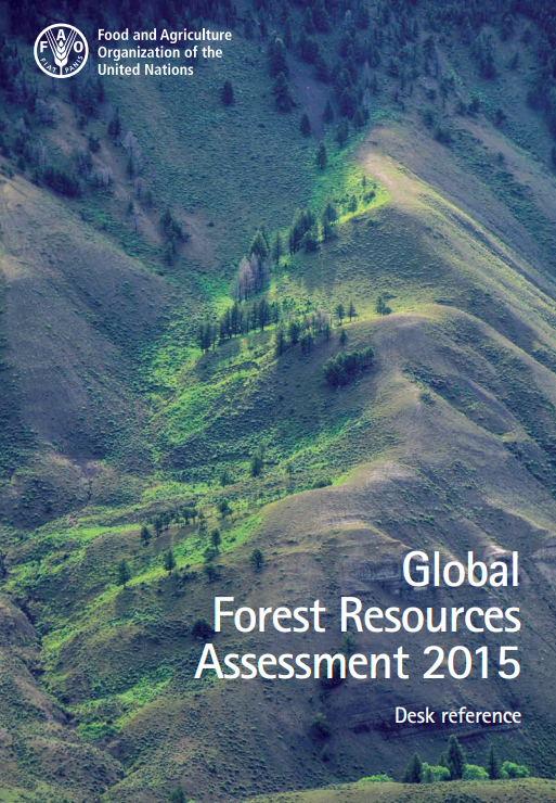 Global Forest Resources Assessment 2015