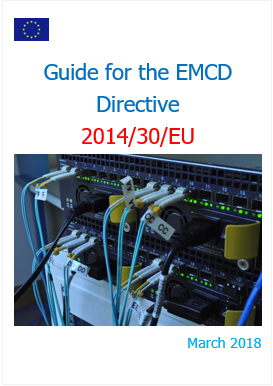 Guide for the EMCD Directive 2014 30 EU   March 2018