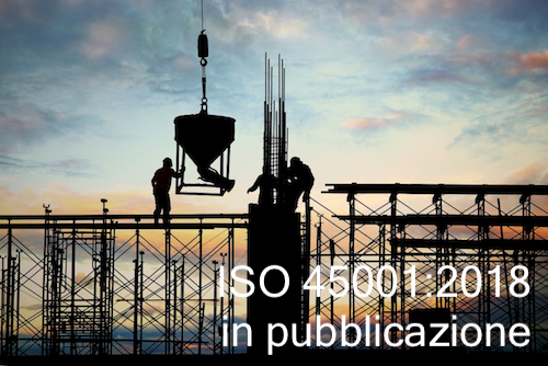 ISO 45001 pubblication