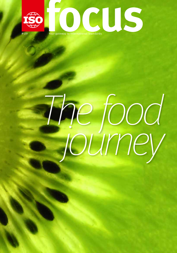 ISO focus The food journey