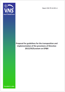 Proposal for guidelines 2013 59 Euratom