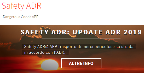 Safety ADR 2019